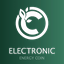 The price of Electronic Energy Coin is $0.02