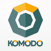 The price of Komodo is $0.7445