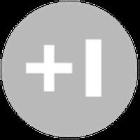 PlusOneCoin logo