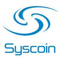 The price of Syscoin is $0.03