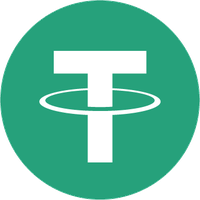The price of Tether is $1.00