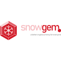 The price of SnowGem is $0.02